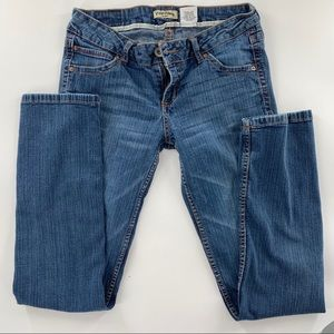 Paris blues skinny jean size 9 w32